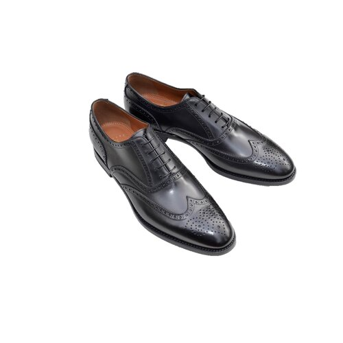 Eleganter Fullbrogue von Gibbs 45