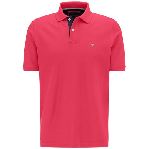 Polo-Shirt mit Kurzarm, Flamingo